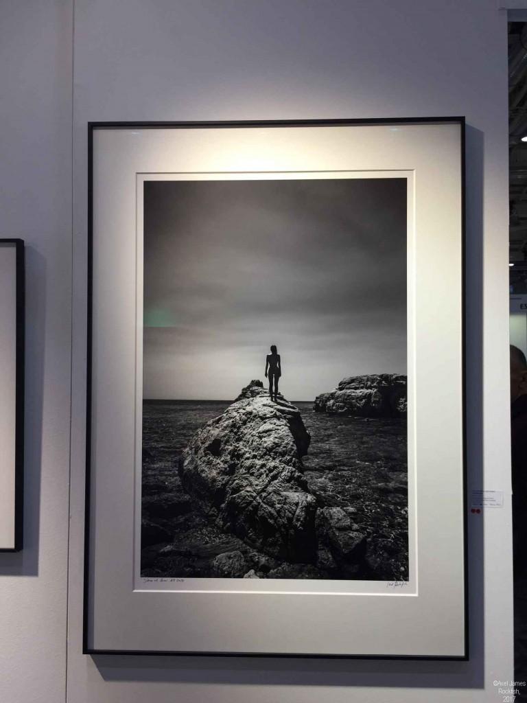 Sirena al Mar in A0 frame artist proof Axel Rockfish